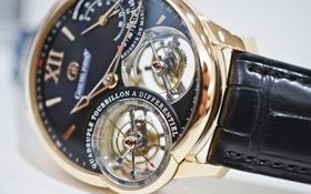 Đồng hồ Greubel Forsey Quadruple Tourbillon: Tuyệt tác vĩnh cửu của thời gian