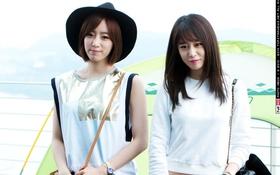 Jiyeon và Eun Jung (T-ara) xinh đẹp, trẻ trung trong sự kiện