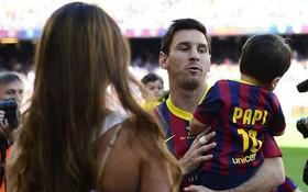 Thế giới vừa đón chào thêm một Messi