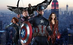 """Xếp hạng các sản phẩm thuộc """"Vũ trụ điện ảnh Marvel"""" trong năm 2015"""