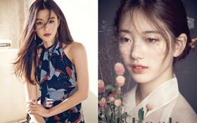 Jeon Ji Hyun, Suzy dẫn đầu Top ông hoàng, bà hoàng quảng cáo của năm 2015