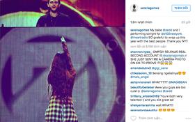 Selena Gomez gọi âu yếm tình cũ Zedd trước tin đồn hẹn hò Niall (1D)