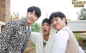 """Hậu trường """"Reply 1988"""": Park Bo Geum cực nhắng, Ryu Hye Young hiền hậu khác lạ"""