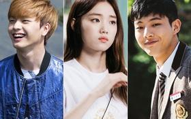 Mọt phim Hàn hào hứng bình chọn diễn viên tân binh nổi trội nhất năm 2015