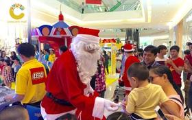 Ấm áp Giáng sinh cùng Teddy tại Crescent Mall