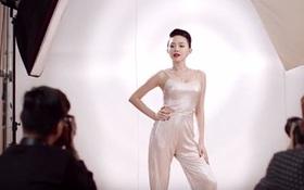 """Tóc Tiên quyến rũ trong trailer """"Fashion Music Video"""" Giáng sinh hoành tráng"""