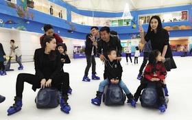 """Giới trẻ Hà Nội đón giải trượt băng chuẩn """"Olympic mùa đông"""" đầu tiên"""