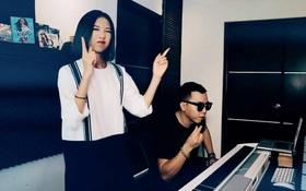 """Điệu nhảy mới của Min """"càn quét"""" Facebook sao, hot teen Việt"""