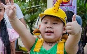 Nhóc mập Simba siêu đáng yêu trở lại trong phim hài Tết