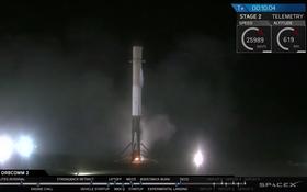 SpaceX hạ cánh thành công tên lửa Falcon 9, bước ngoặt vĩ đại của ngành hàng không vũ trụ