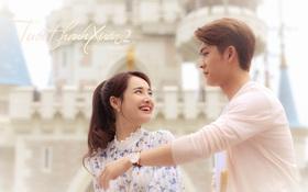 """Kang Tae Oh - Nhã Phương ngọt ngào bên nhau trong loạt poster """"Tuổi Thanh Xuân 2"""""""
