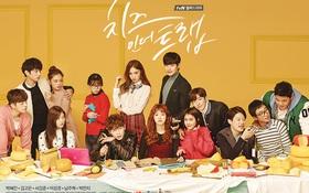 Khởi động năm 2016 bằng loạt phim truyền hình Hàn đầy hấp dẫn