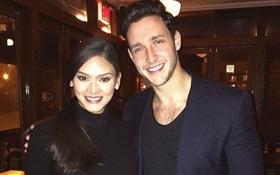 """""""Bác sĩ hấp dẫn nhất thế giới"""" xác nhận hẹn hò Hoa hậu Hoàn vũ Pia"""