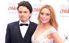 Lindsay Lohan sợ hãi kể về chuyện bị hôn phu bạo hành nhiều lần