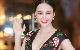 """Đâu chỉ """"chơi nổi"""" với dàn vệ sĩ lạ đời, Angela Phương Trinh còn gây chú ý khi diện bộ trang sức 2 tỷ đi sự kiện"""