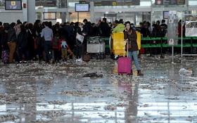 Không thể tin được bãi rác này lại chính là sân bay ở Tây Ban Nha