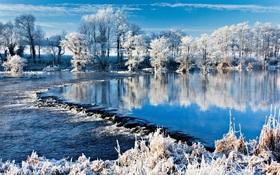 """20 """"thiên đường mùa đông"""" trên thế giới"""