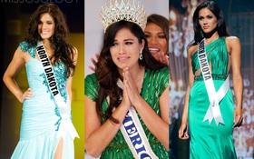 Sau 2 lần làm Á hậu, cô gái kiên trì này cuối cùng cũng thắng cuộc thi Miss World America