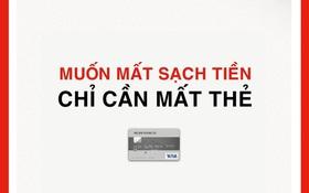 """Khách báo với HSBC việc bị kẻ cắp dùng thẻ tín dụng tiêu mất 19 triệu đồng, nhưng ngân hàng """"làm ngơ""""?"""