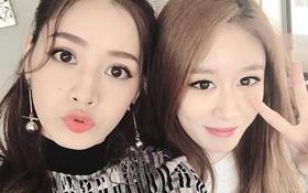 Chi Pu xinh đẹp, được Jiyeon (T-ara) khen ngợi hết lời khi giao lưu ở Hàn