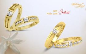 Dấu ấn tình yêu trong các BST nhẫn cưới của DOJI