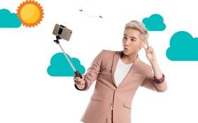 """Sơn Tùng M-TP tung clip với3 phụ kiện công nghệ """"không phải dạng vừa"""""""