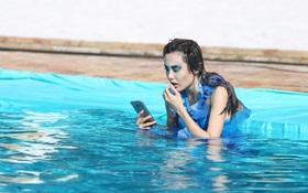 Tập 5 Vietnam's Next Top Model hé lộ nhiều kịch tính thú vị trong thử thách chụp ảnh dưới nước