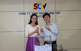 SCTV9 đã tìm ra 2 vị khán giả may mắn đầu tiên dự sinh nhật TVB