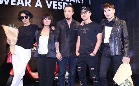 Cuộc thi TOP STYLIST lần đầu tiên tổ chức tại Việt Nam