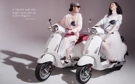 Ấn tượng bộ ảnh của Lâm Thúy Nhàn trong Vespa Top Stylist Contest