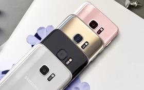 """Người dùng ưu ái tặng """"7 chữ vàng"""" cho Galaxy S7 edge"""