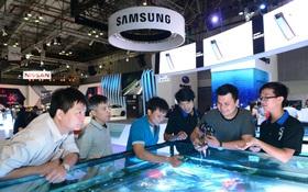 Samsung mang Galaxy S7/S7 edge và hệ sinh thái Galaxy đến VIMS 2016