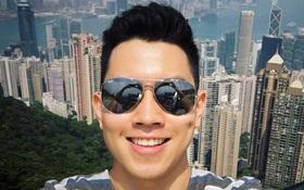 """Bí kíp tung hoành Hồng Kông chỉ 10 triệu đồng của cơ trưởng """"soái ca"""""""