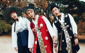 Monstar tung MV Love Rain siêu đẹp quay tại Hàn Quốc