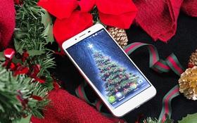 """Khám phá chiếc smartphone pin """"khủng long"""" hot nhất mùa Giáng sinh này"""