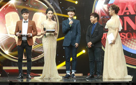 Giọng hát Yesung khiến khán giả Nhạc Hội Song Ca ngất ngây