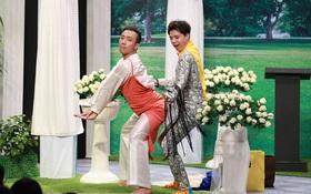 """Trịnh Thăng Bình chọc ghẹo Trấn Thành """"3D mà vẫn cưới vợ được"""""""
