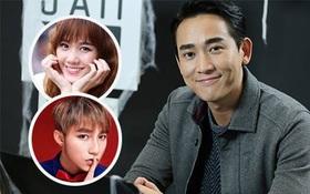 """Hứa Vĩ Văn tiết lộ: từng """"xích mích"""" với Sơn Tùng M-TP vì bênh vực Hariwon"""