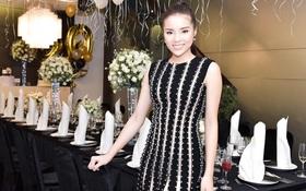 Diện váy ngắn xuyên thấu, Hoa hậu Kỳ Duyên vô tình bị lộ nội y