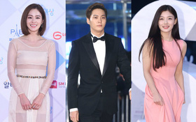 """Dàn diễn viên hạng A của xứ sở Kim Chi đổ bộ thảm đỏ giải thưởng """"khủng"""" cuối năm"""