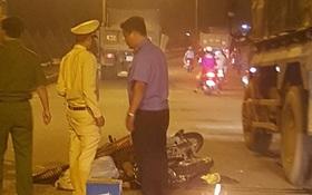 Đà Nẵng: Truy tìm 2 xe container tông chết nam thanh niên 18 tuổi rồi bỏ trốn
