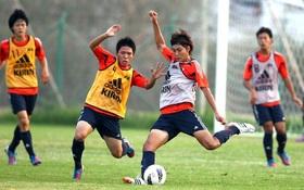 U19 Nhật Bản đổi lịch tập đề phòng tuyển Việt Nam do thám