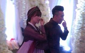 """Chính khoảnh khắc này đã chứng minh Trấn Thành - Hari Won đúng là """"trời sinh một cặp""""!"""
