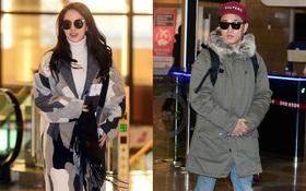 """Monday Couple """"hầm hố"""" sánh đôi, chuẩn bị đổ bộ Weibo Night Awards 2015"""