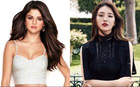 Đặc điểm trùng hợp bất ngờ giữa 2 mỹ nhân Suzy (Miss A) và Selena Gomez