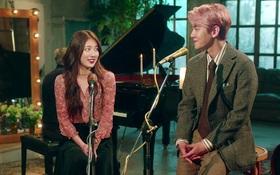"""Suzy & Baekhyun ôm cúp """"mệt nghỉ"""" với bản song ca gây nghiện"""