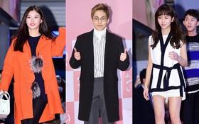 Kim Yoo Jung, Xiumin, D.O. (EXO) cùng dàn sao lung linh dự sự kiện