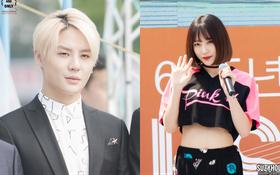 """Junsu (JYJ) và Hani (EXID) xác nhận """"đường ai nấy đi"""" sau 1 năm hẹn hò"""