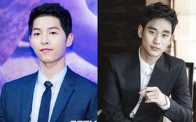 """Song Joong Ki """"yếu thế"""" trước Kim Soo Hyun trong BXH độ nổi tiếng tại Trung Quốc"""
