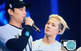 Fan khóc khi thấy JB không thể đi lại bình thường trong concert đầu tiên của GOT7